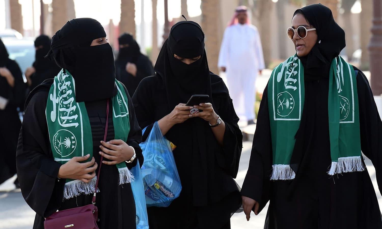 حالیہ چند برسوں میں سعودی ولی عہد محمد بن سلمان نے مختلف سماجی اصلاحات متعارف کروائی ہیں — فائل فوٹو: اے ایف پی