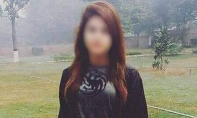 دعا منگی اغوا کے کچھ روز بعد واپس گھر پہنچی تھیں—فائل فوٹو: فیس بک