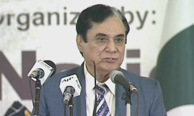 National Accountability Bureau (NAB) chairman Javed Iqbal on Monday revealed that references had been made against those involved in alleged corruption in the Peshawar Bus Rapid Transport (BRT) and Malam Jabba resort projects. — DawnNewsTV
