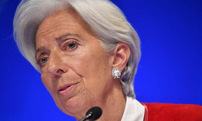 Christine Lagarde succeeds him with a little more breathing room — but facing serious challenges from a weak economy, policy differences among her own officials, and questions about how much more central banks can do to help. — AFP/File