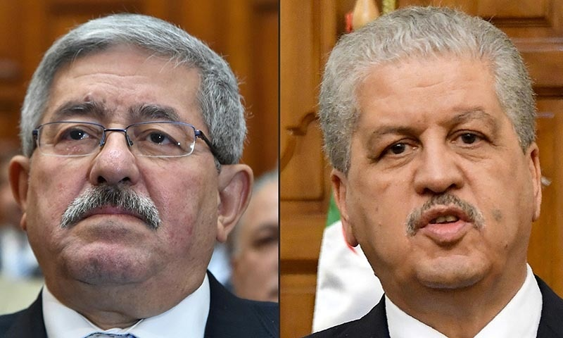 Two former premiers get heavy jail terms for corruption in Algeria