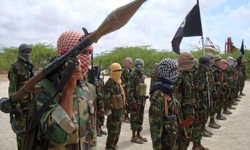 Somali security forces shot dead five Al Shabaab gunmen, who had killed three civilians and two soldiers during an attack on a hotel near the presidential residence in Mogadishu on Tuesday night, police said early on Wednesday. — AP/File