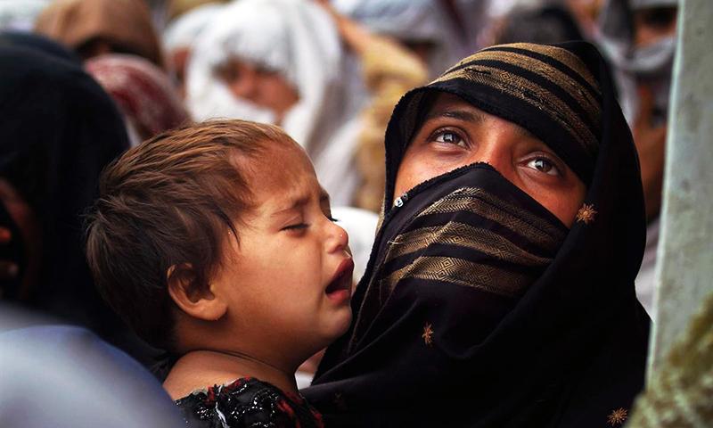 صائمہ منیر نے بتایا کہ خواتین پرتشدد کے واقعات میں 20 فیصد اضافہ ہوا—فائل فوٹو: ڈان نیوز