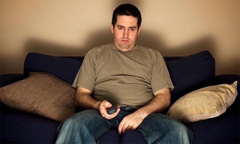 چند دن زیادہ وقت بیٹھنا بھی صحت کے لیے تباہ کن