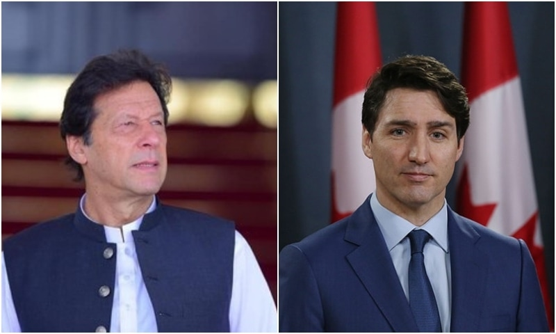 PM felicitates Trudeau on election success - Newspaper - DAWN.COM