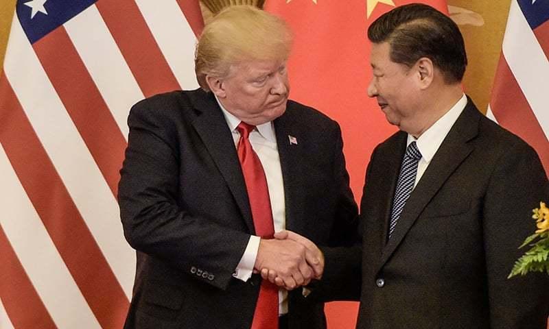 چین کا امریکی مصنوعات پر ٹیرف عائد کرنے کا فیصلہ مؤخر