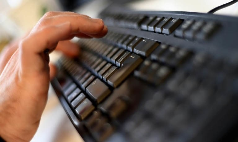 Pakistan faced a countrywide disruption in internet services on Oct 30 following a fault in submarine cables.  — AFP/File