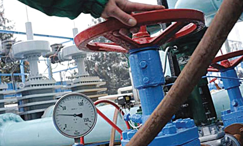 Ogra seeks up to 221pc hike in gas tariff from Jan 1