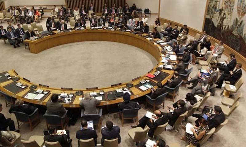 Five permanent members of the Security Council were expected to meet on Tuesday at China's request to discuss the situation in the disputed region, but the meeting had to be postponed after France opposed the move. — AP/File