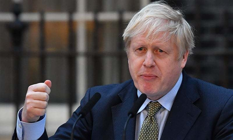Johnson intends to outlaw Brexit extension beyond 2020