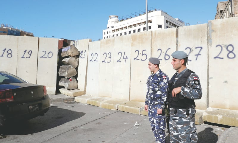 Hariri drops out of race for Lebanon's premier job