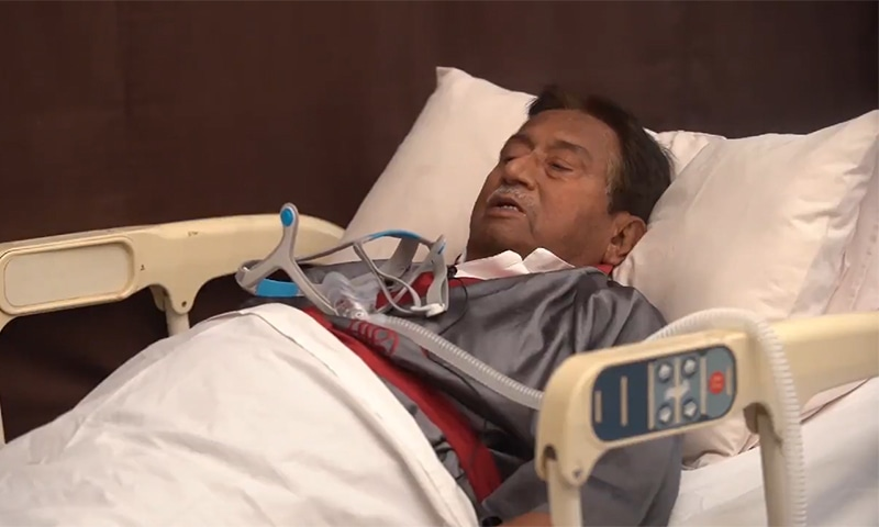 'I have faith in Pakistan's judiciary,' says Musharraf after conviction in treason case
