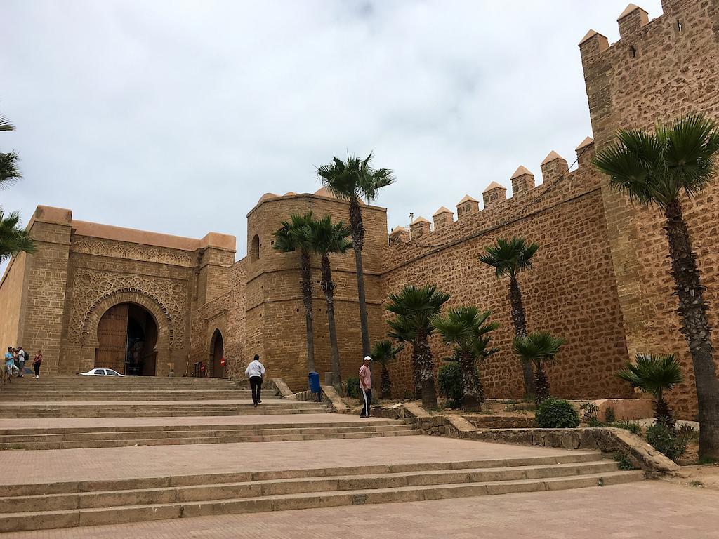 Kasbah des Oudaia, Rabat.