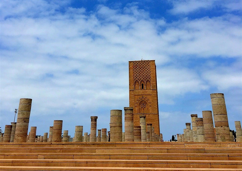 Hasan Tower, Rabat.