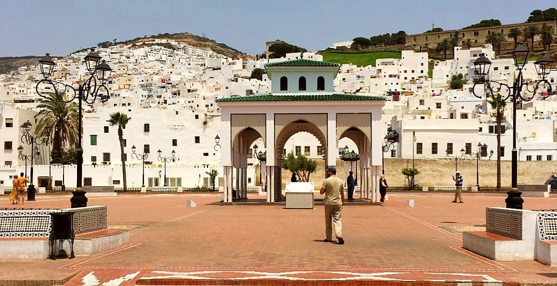 White city, Tétouan.