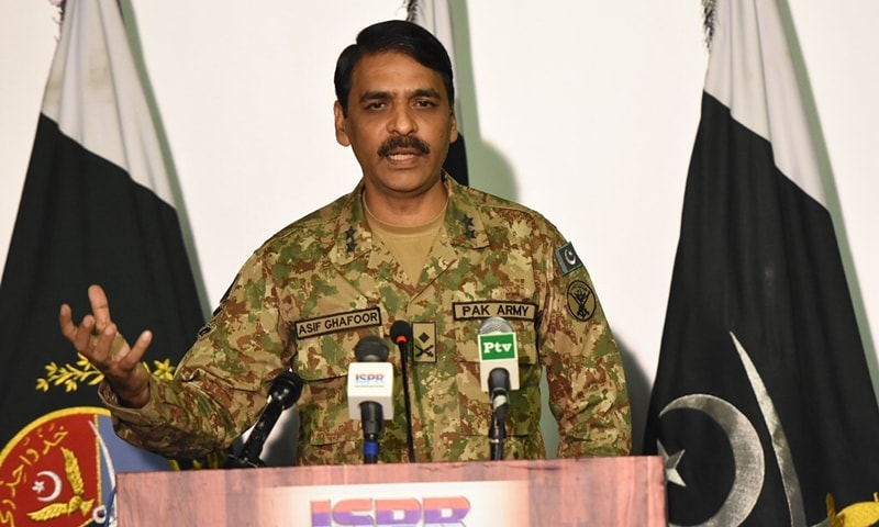 Indian army chief's statement an attempt to divert attention from protests against citizenship law: ISPR