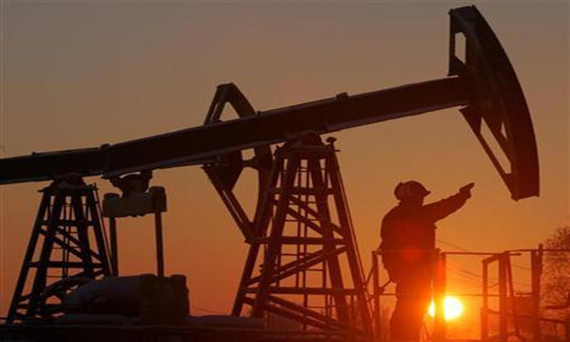 Oil hovers near 3-month highs