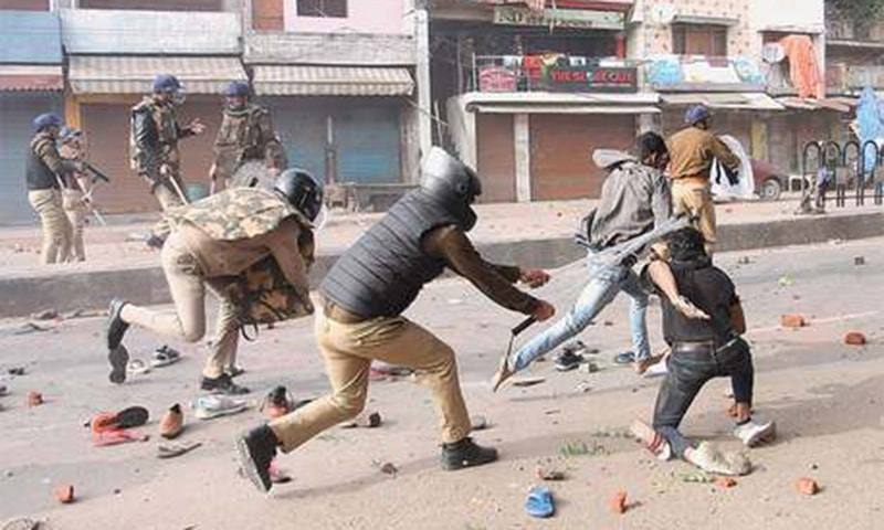 Three killed as protests across India rattle govt