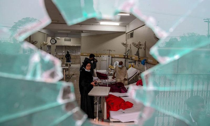 پی آئی سی ہنگامہ آرائی: ڈاکٹر عرفان کے خلاف درخواست سماعت کیلئے منظور