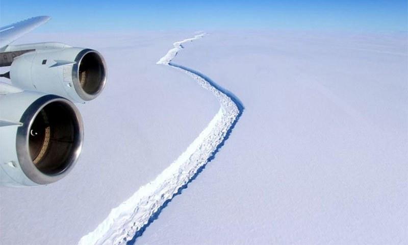 سائنسدانوں نے انٹارکٹیکا میں کروڑوں سال سے چھپا راز دریافت کرلیا