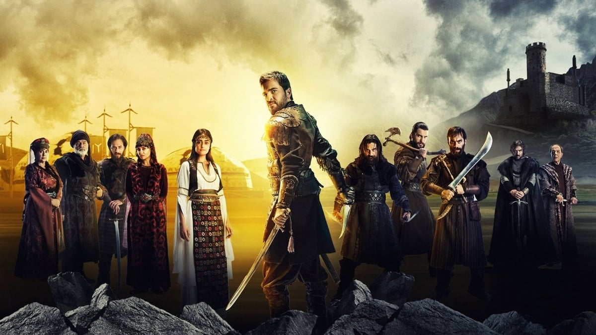 Set at the crossroads of empires, the show focuses on the figure of Ertugrul Ghazi, his family and friends.
