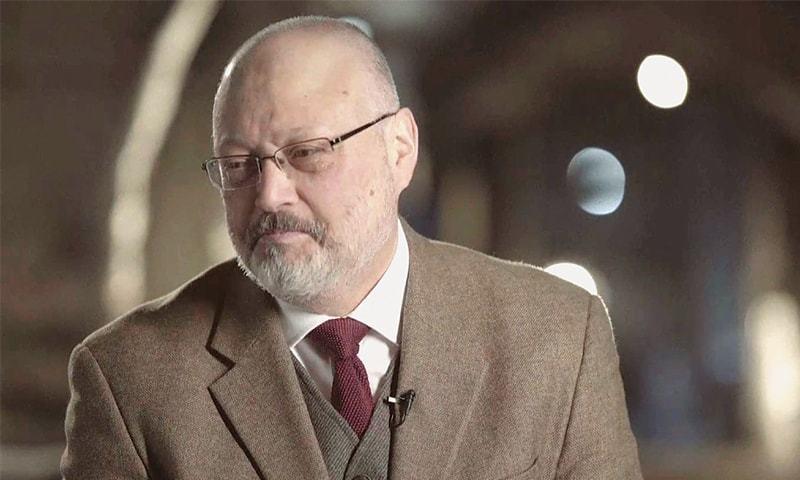 جمال خاشقجی کو گزشتہ سال ترکی میں سعودی سفارتخانے میں قتل کردیا گیا تھا — فائل فوٹو: واشنگٹن پوسٹ