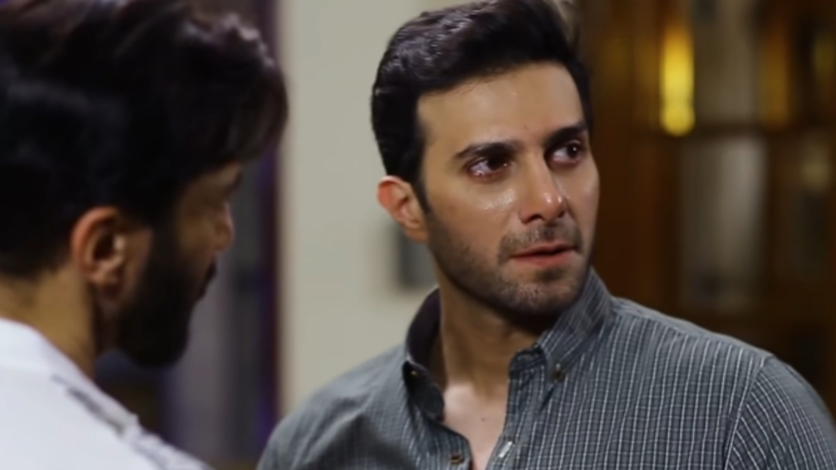 In TV drama Cheekh, Emmad's portrayal of the supportive husband, Shayan was a breath of fresh air on television.