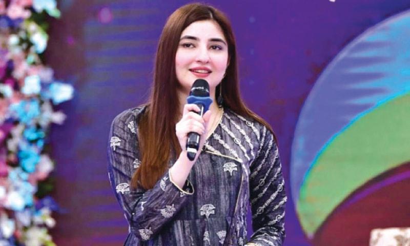 Gul Panra. — File photo