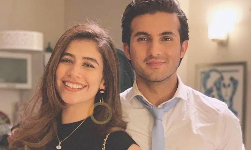 سائرہ اور شہزور نے 2012 میں شادی کی تھی—فوٹو: فیس بک