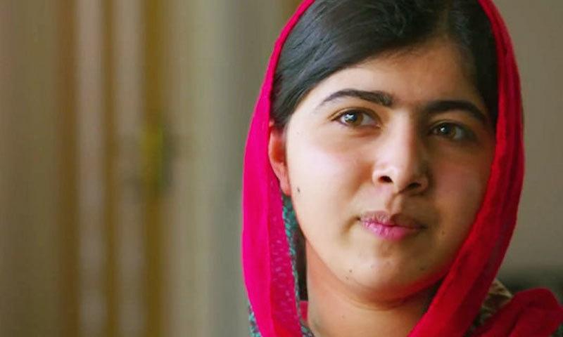 پہلی بار ملالہ یوسف زئی کی زندگی پر فلم بنائی گئی ہے—فوٹو: فیس بک