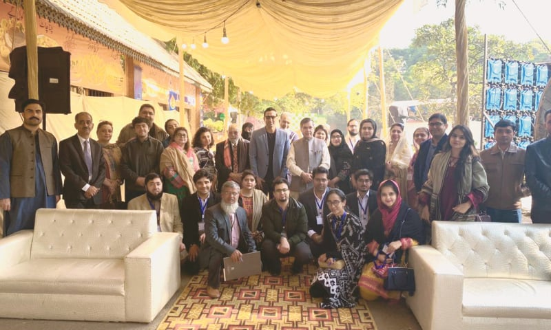 Mental Health Awareness Event Held In Zoo Newspaper Dawn Com