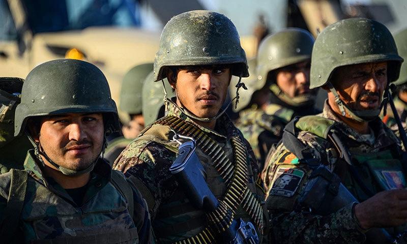 شمالی افغانستان میں طالبان کا حملہ، 14افغان سیکیورٹی اہلکار ہلاک