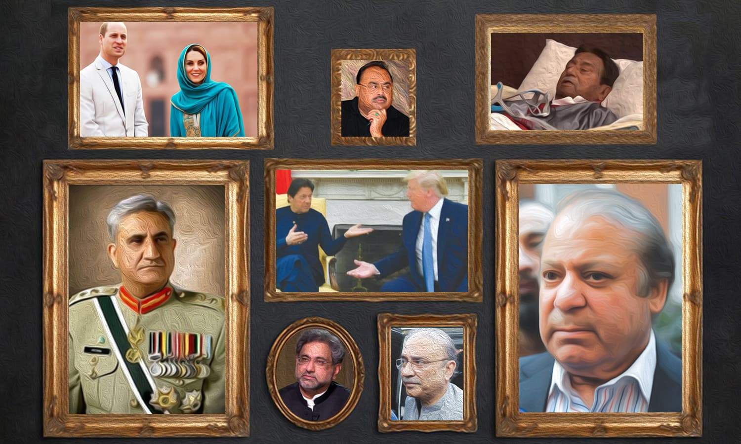 2019 in review: Who made news in Pakistan?