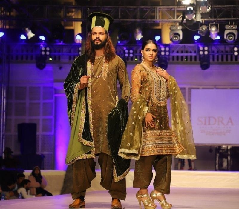 Sidra Ehsan Talpur's solo show highlighted the art and culture of the Talpur Emperors in Hyderabad