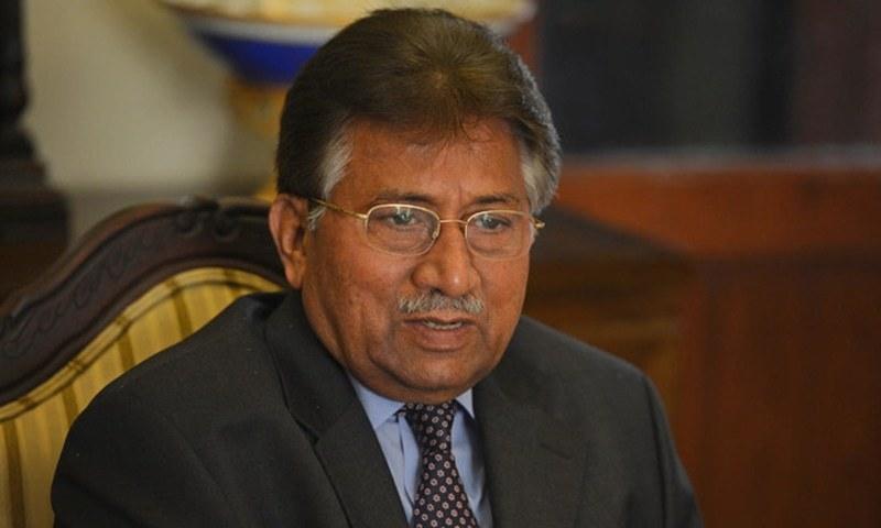 17 دسمبر کو پرویز مشرف سنگین غداری کیس میں سزائے موت کی سزا سنائی گئی — فائل فوٹو: اے ایف پی