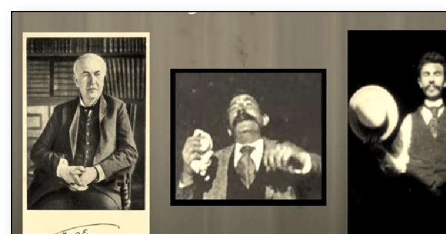 ایڈیسن اور ولیم ڈکنز