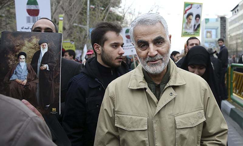 Editorial: US strike that killed Soleimani appears to have been designed to provoke Iran