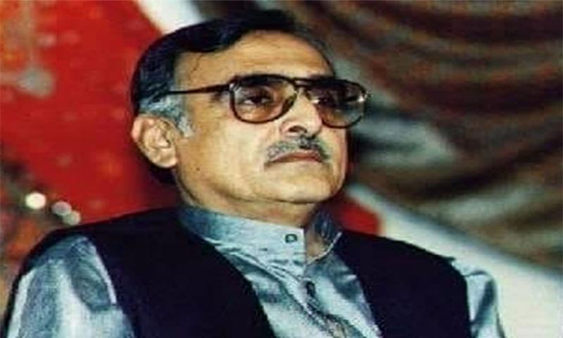 Abdul Hameed Sindhi.— Photo courtesy of Radio Pakistan