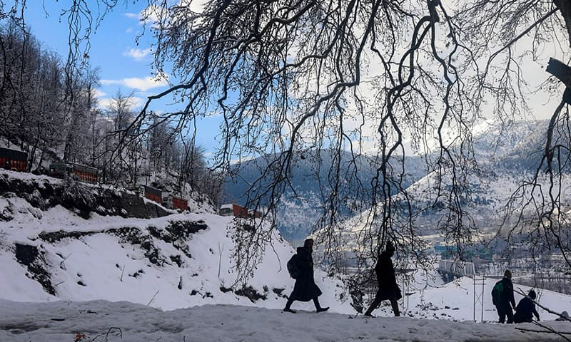 Internet trek: Kashmiris travel miles to get online due to India's 5-month-long clampdown