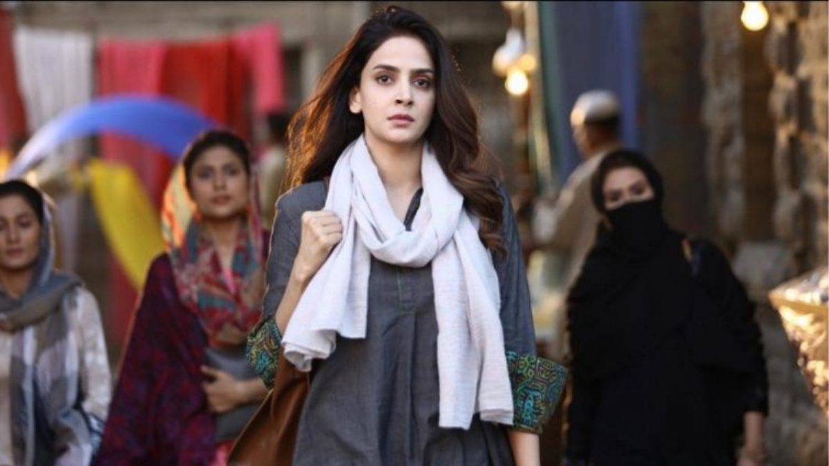 Hardly surprising that Qamar's performance in Cheekh was remarkable.