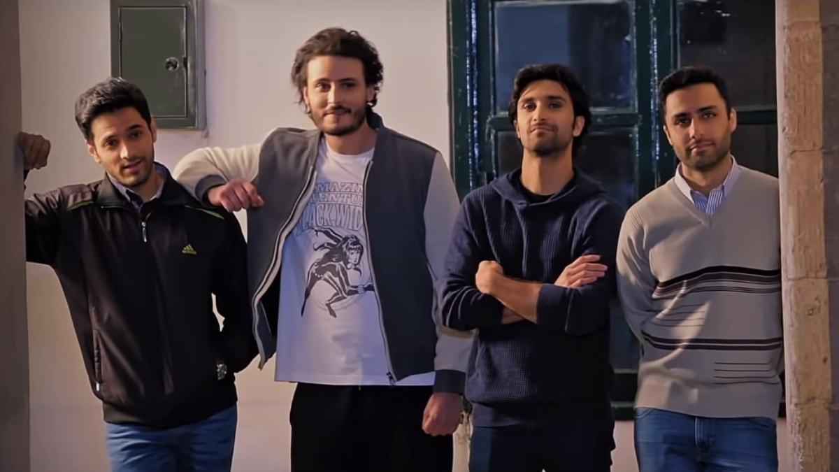 The Ehd-e-Wafa boys.