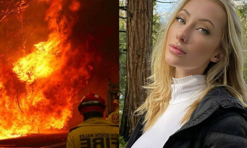 A Model Collecting Funds for the fire in Australia Exchange with her 'Nudes' photos 3