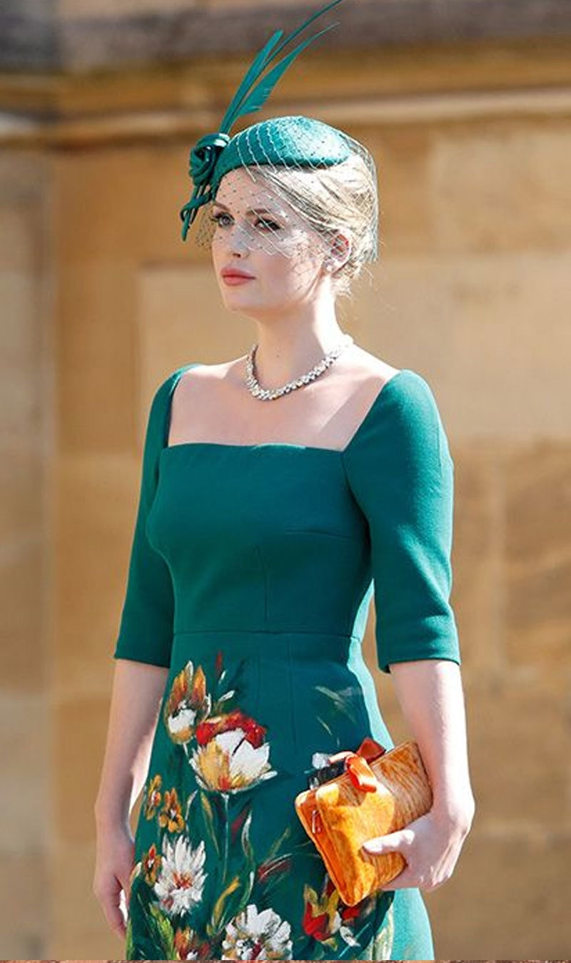 Lady Diana's niece engaged a 32 year old man 3
