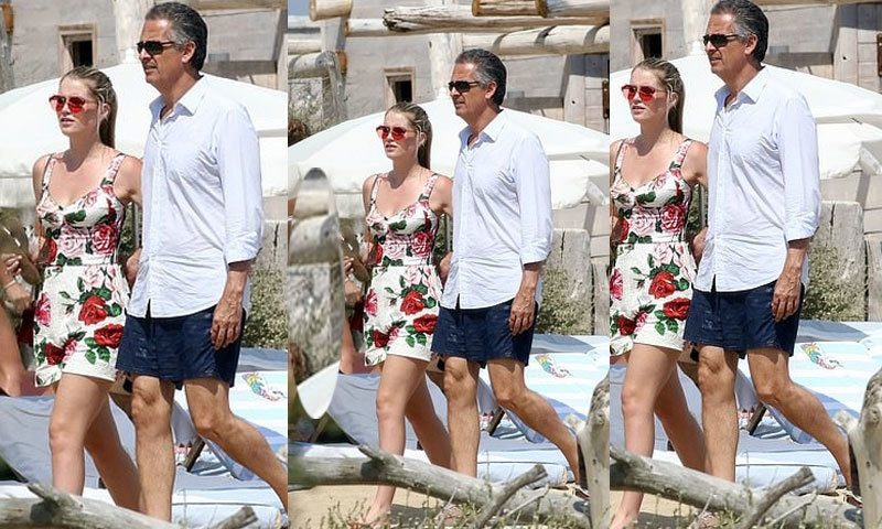 Lady Diana's niece engaged a 32 year old man 2