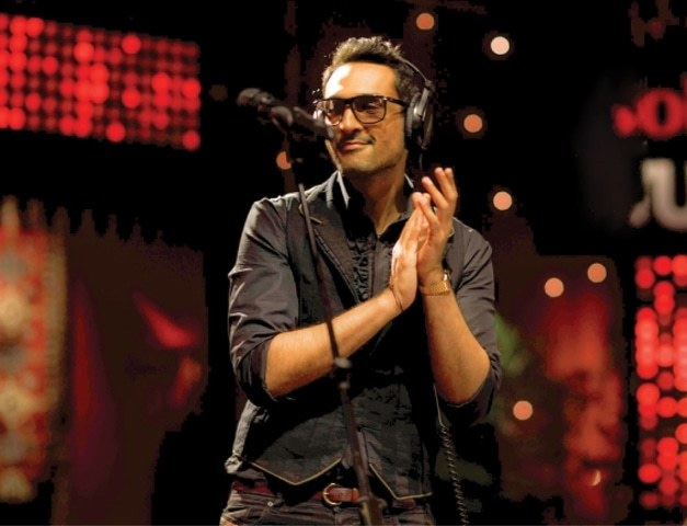 Ali Sethi in season 12 of Coke Studio | Photo: Kohi Marri