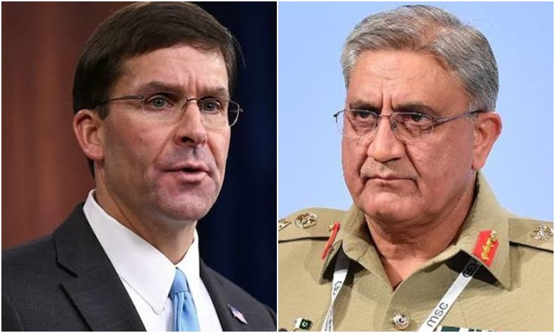 US-Iran row: In call with US Defence Sec, COAS stresses need for 'diplomatic engagement'
