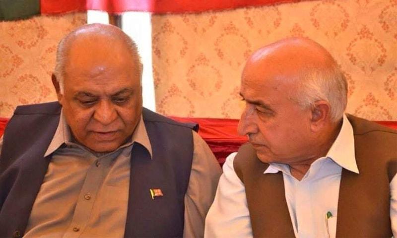 ڈاکٹر عبدالمالک کے مطابق اشوک کمار نے پارٹی کی سیاسی سوچ اور فلسفے کی نفی کی—تصویر:فیس بک
