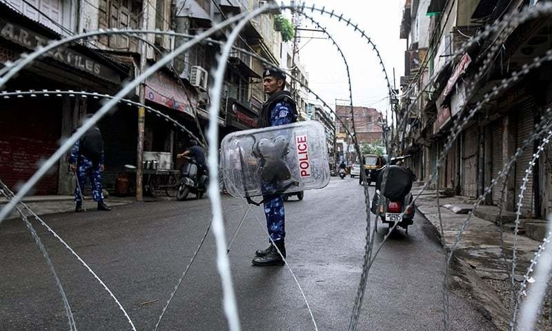 According to AP, envoys from 15 countries including the United States are visiting occupied Kashmir starting from Thursday (today) for two days, the first by New Delhi-based diplomats since India revoked the special status of the region and imposed a harsh crackdown in August 2019. — AFP/File