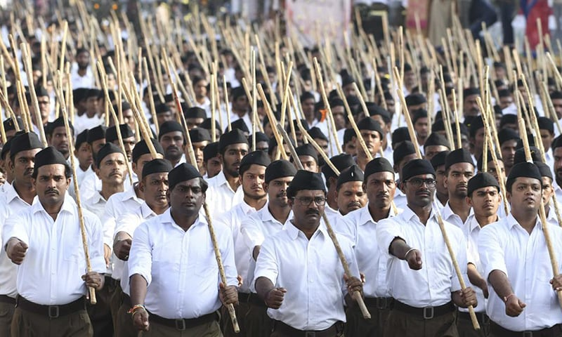 The growing radicalisation of Hindus threatens the Indian republic and the Constitution
