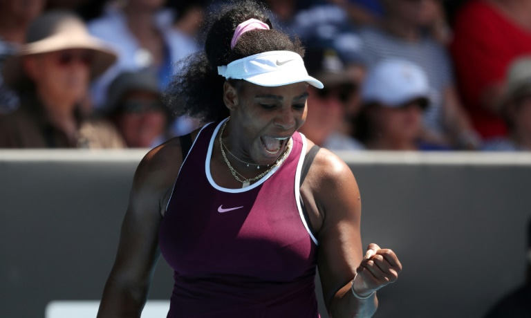 Serena Williams drops set before reaching Auckland quarters